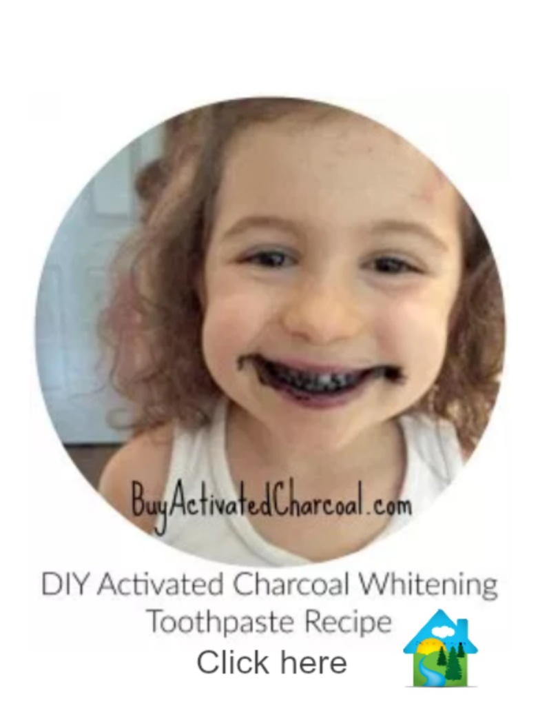 DIY an activated charcoal toothpaste oil pulling teeth whitening 797x1024 - Teeth Whitening: Brushing with Activated Charcoal