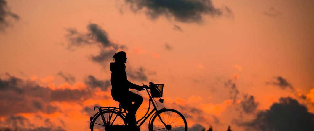 sunset on bike 1060x444 - Toxins: Does Charcoal remove toxins at cellular level?