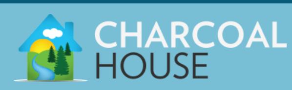 charcoal house logo - CharcoalHouse.com ☖