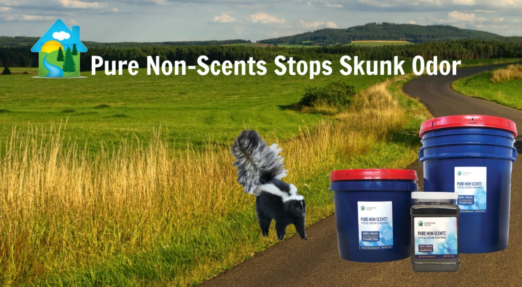 3 skunk Pure Non Scents Stops Skunk Odor 1024x564 - Pure Non-Scents Stops Skunk Odor