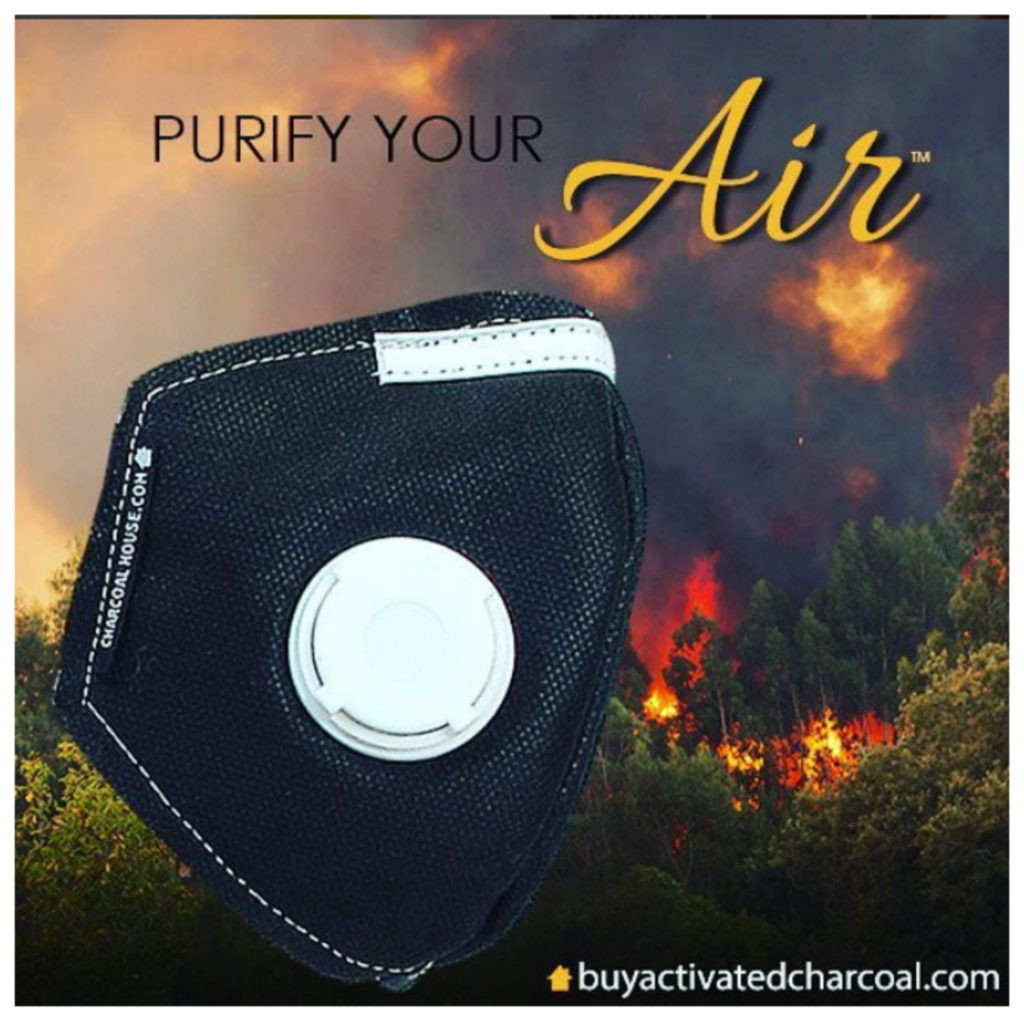 mask 12 1024x1021 - PNS Reusable Face Mask offers Protection: Wildfire Smoke