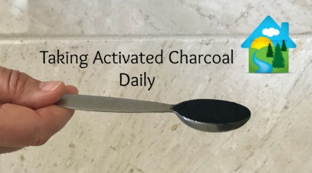 Taking Detox 1600 Activated Charcoal Daily 450x250 - Detox Fruit with Activated Charcoal - Produce Wash
