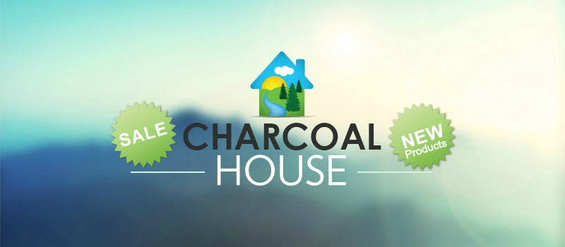 sale new products header - Charcoal House Sale & New Products