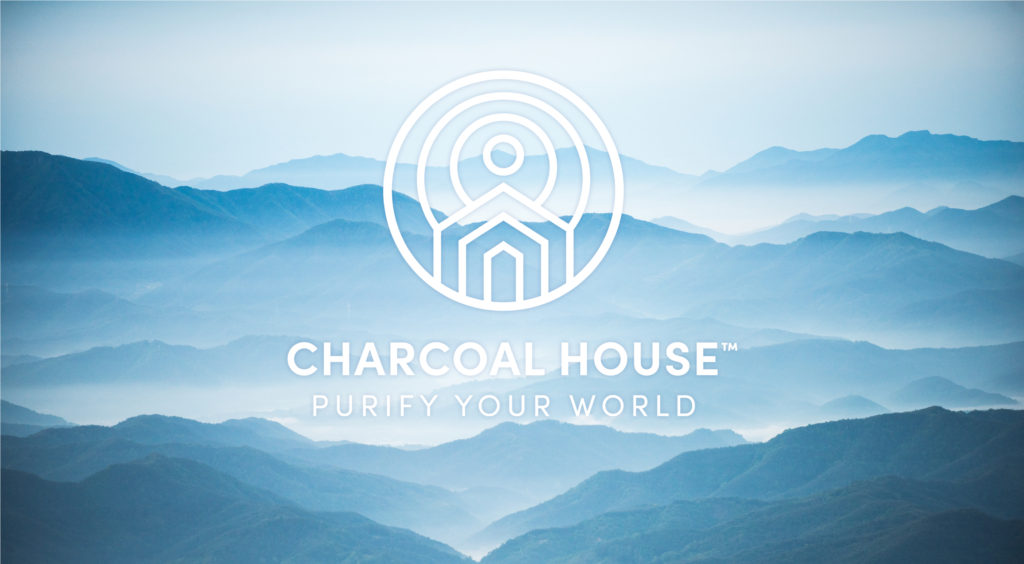 CHARCOAL HOUSE SEASONAL WINTER BANNER