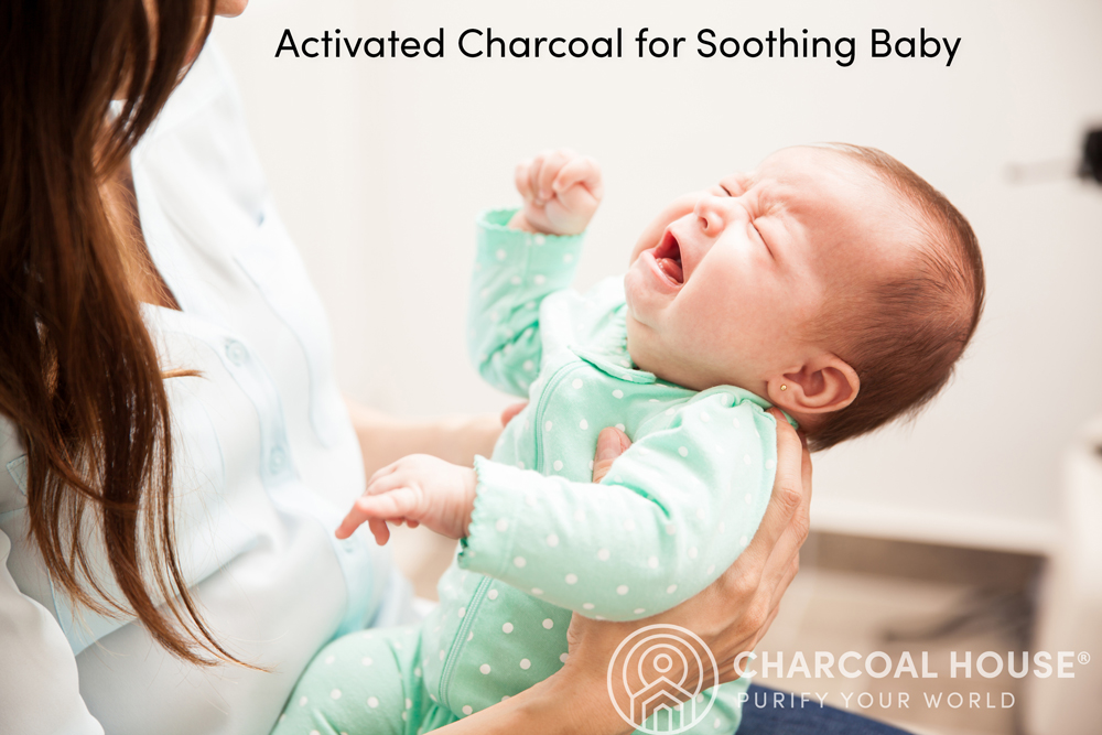 Colic Blog - Activated Charcoal for a Colicky Baby