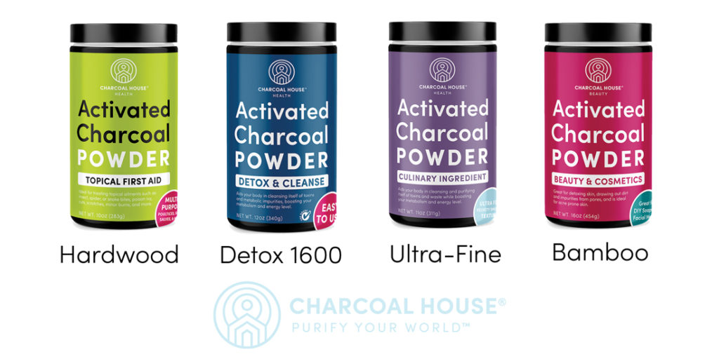 Rebranded powders lineup 1024x512 - What Is The Difference Between All Your Charcoal Powders?