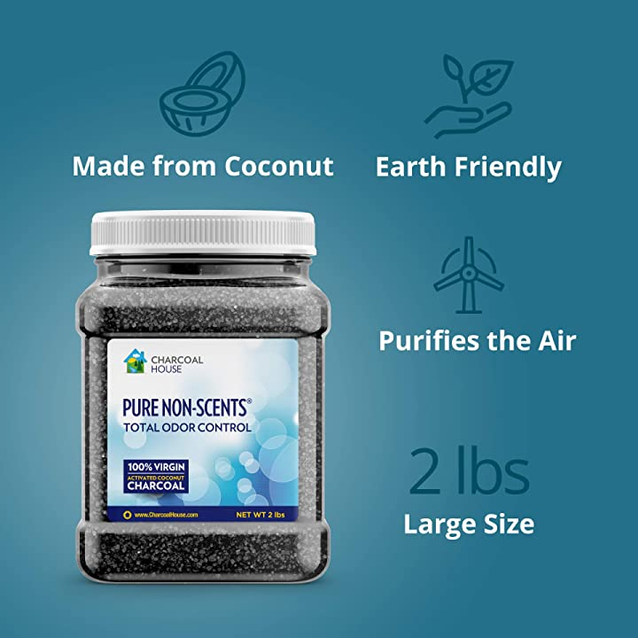 PNS Amazon - Activated Charcoal for the Home