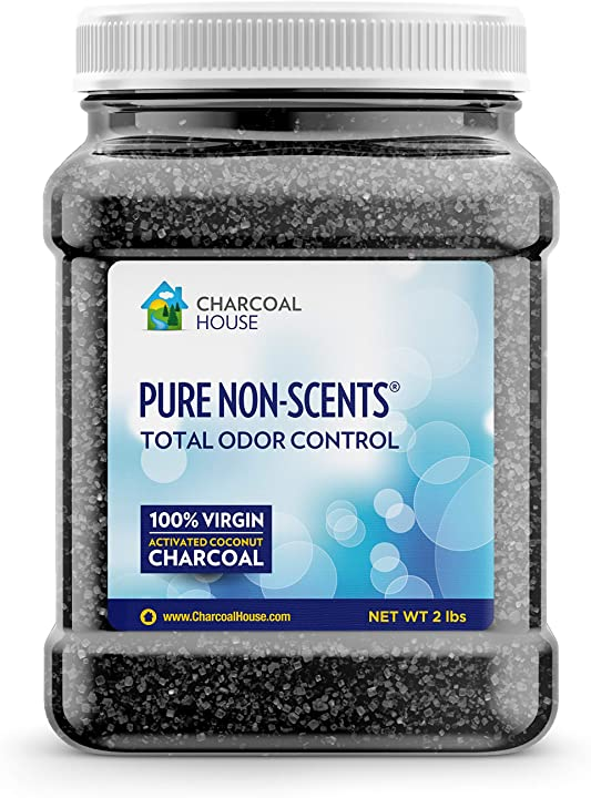 Pure Non Scents 2qt - Activated Charcoal for the Home